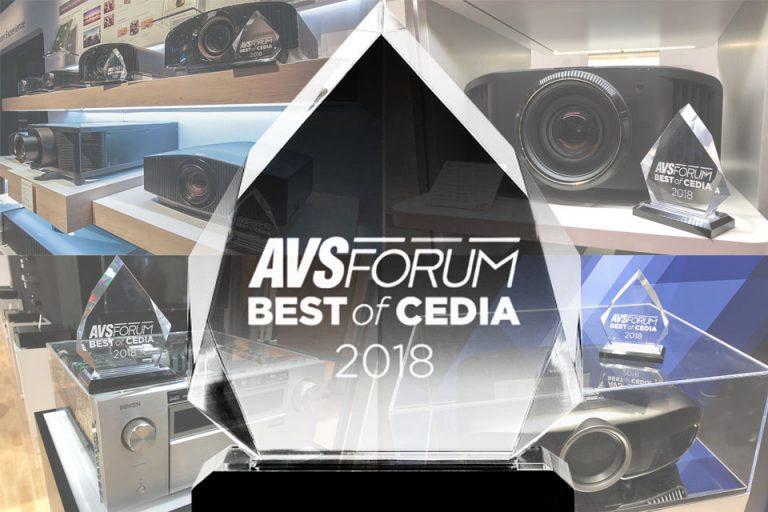 ตามมาดูรางวัล AVS Forum Best of Cedia 2018 กันครับ – CINEMANIA ISF